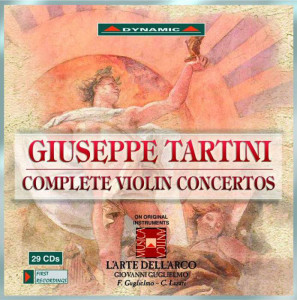 Tartini Cover CDS7713