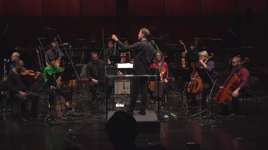 Ensemble Modern - David Niemann